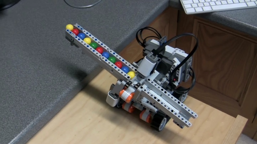 Robin Newmans Lego Mindstorms Page