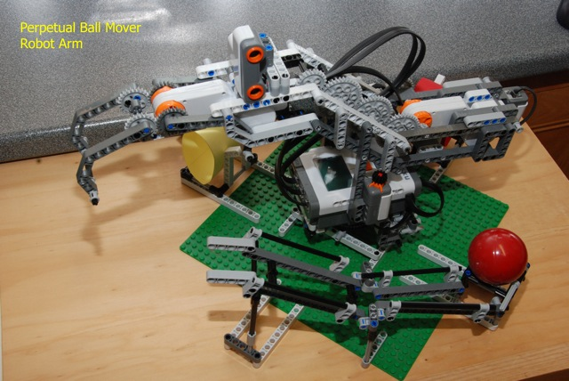 Robin Newman's Lego Mindstorms Page